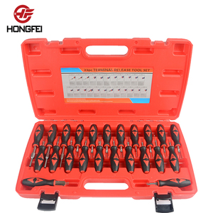 23PC Universal Connector Remover Terminal Pin Removal Tool