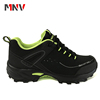 2018 New product black trendy hiking shoes men from China