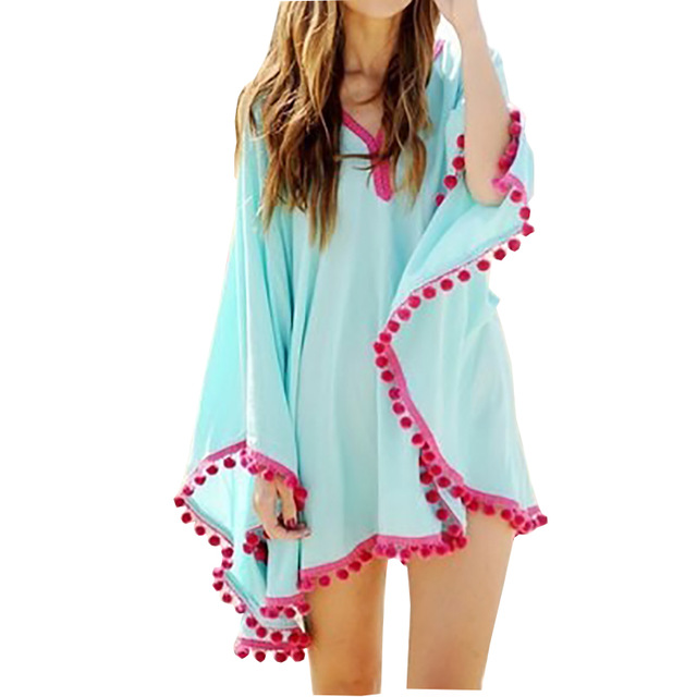 Factory wholesale summer beach cover up