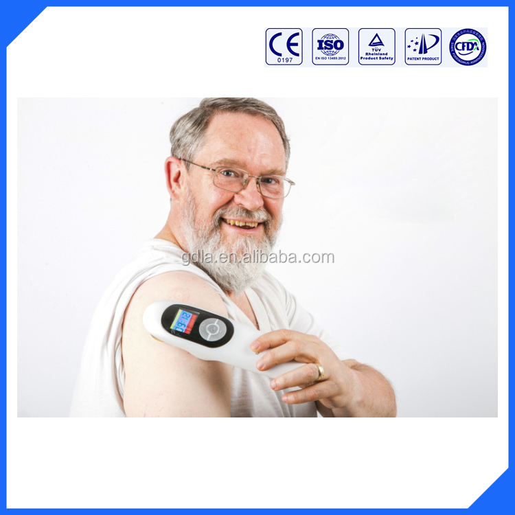 China Factory Cartilage Damage, Shoulder/Neck/Back/Soft Tissue Pain Laser Therapy Euiqpment