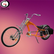 Gaea vintage retro e bike italian electric bike with zoom electric bicycle parts