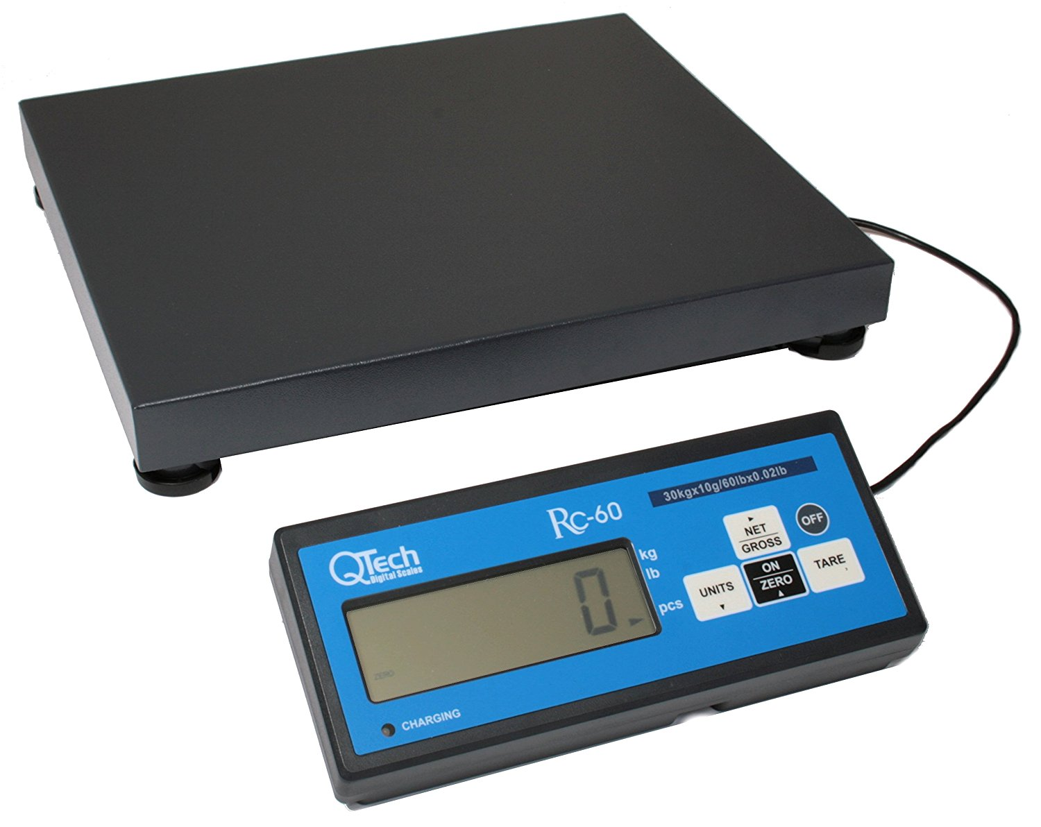 QTech RC-60 Counting Scale (60lb capacity)