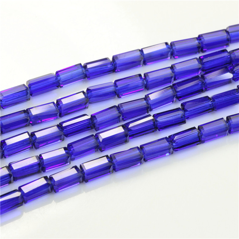 3*6MM Crystal Beads Bracelet,Rectangular Beads Fashion Glass Beads(400Pcs/Lot)Accessories Beads for jewelry and jewelry making