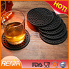 RENJIA hot pan coaster silicone drink coasters coffee cup mats
