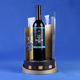 Factory custom party decorations led liquor wine bottle display rack stand for beer/whiskey/brandy