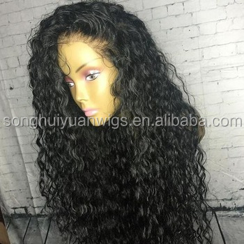 Raw Unprocessed diamond wig collection human remy hair swiss lace full lace wigs natural kinky curly virgin wigs with baby hair