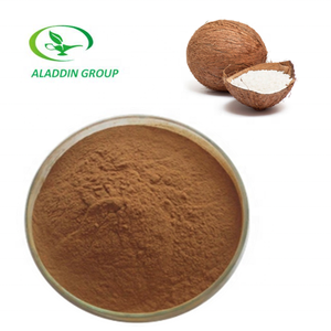 GMP best selling high quality 100% coconut shell powder price
