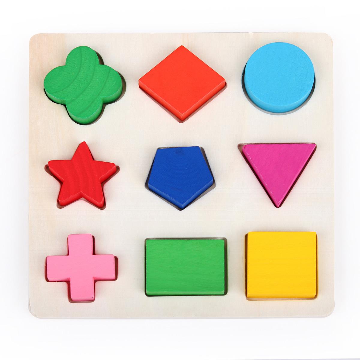 Formes Géométriques Jeux Promotion-Achetez des Formes