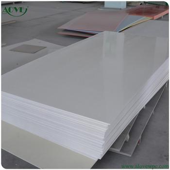 High Density Pvc Foam Board Kitchen Cabinets P Pvc Board