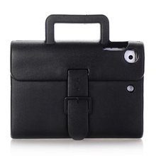 briefcase style EVA material kids protective tablet cover case