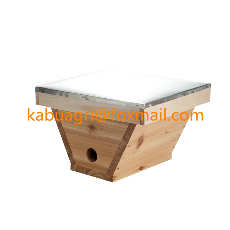 Hot Sale 4 Frames/5 Frames Beehive Nuc Box For Queen Bee ...