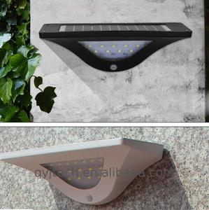 Fast delivery solar lights path outdoor pillar for fence