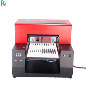 Digital pen uv printing machine led uv flatbed printer