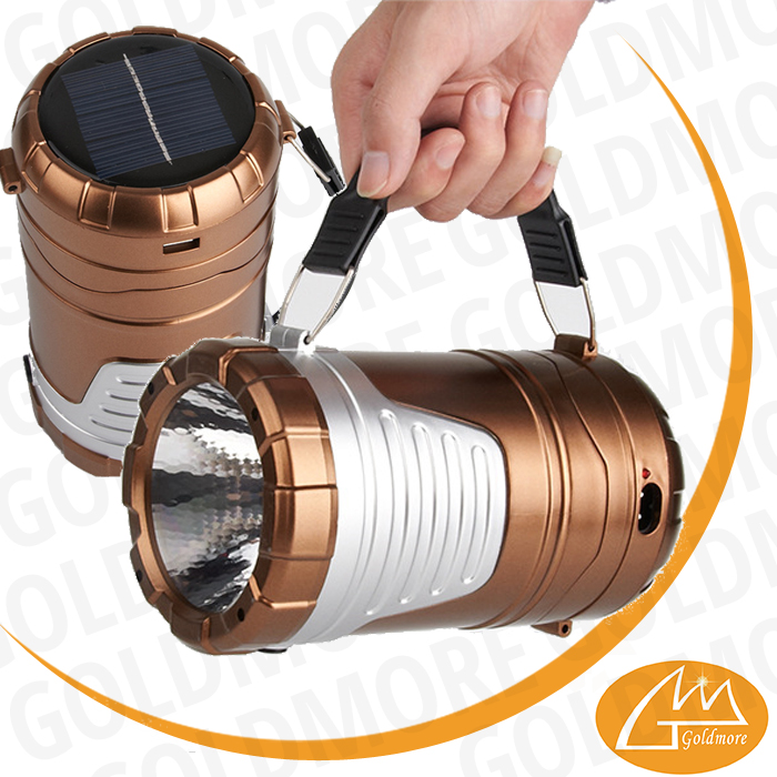 6 Led + 1w Telescopic Solar Camping Light,Solar Camping Tent,Solar ...
