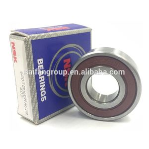 NSK B6-63Z Bearings SAIFAN NSK Automatic Motorcycle Bearing B6-63Z Deep Groove Ball Bearing Sizes 6x16x5mm