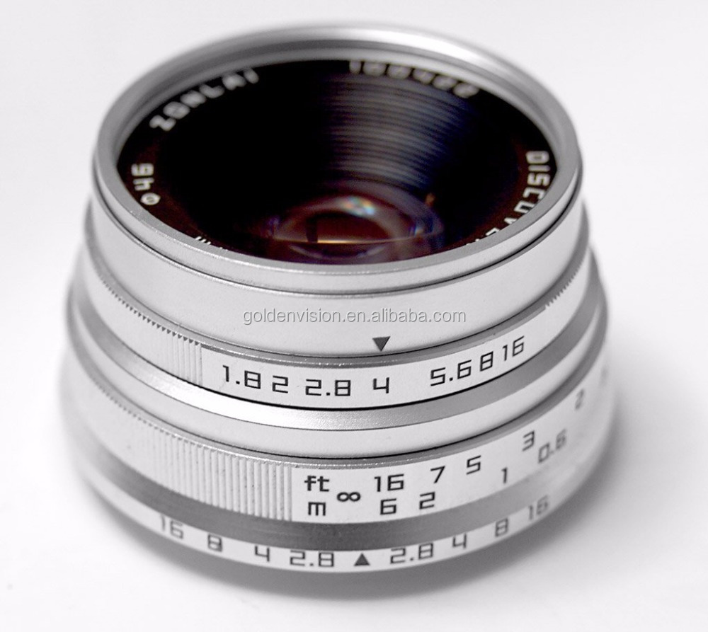 OEM Customize 25mm F1.8 CCTV Lens Manual Focus Lens For Fujifilm FX Mount Camera Olympus Panasonic Micro 4/3 Camera