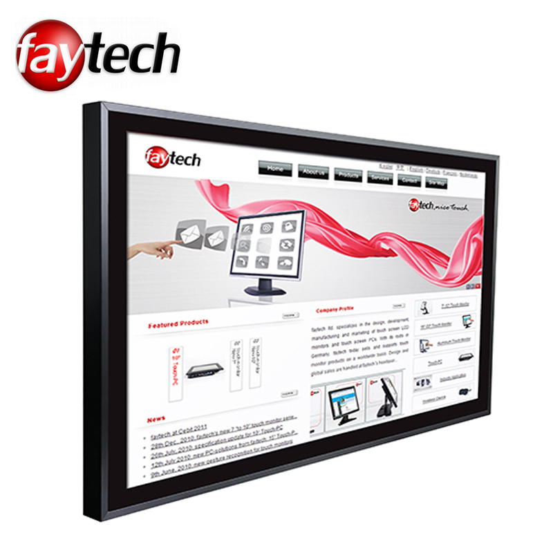 Faytech 42 inch Full HD Multi Touch Screen Monitor