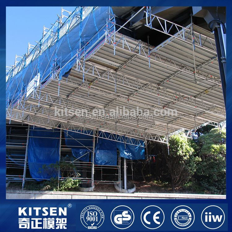 Best Prices mobile layher used ringlock scaffold system