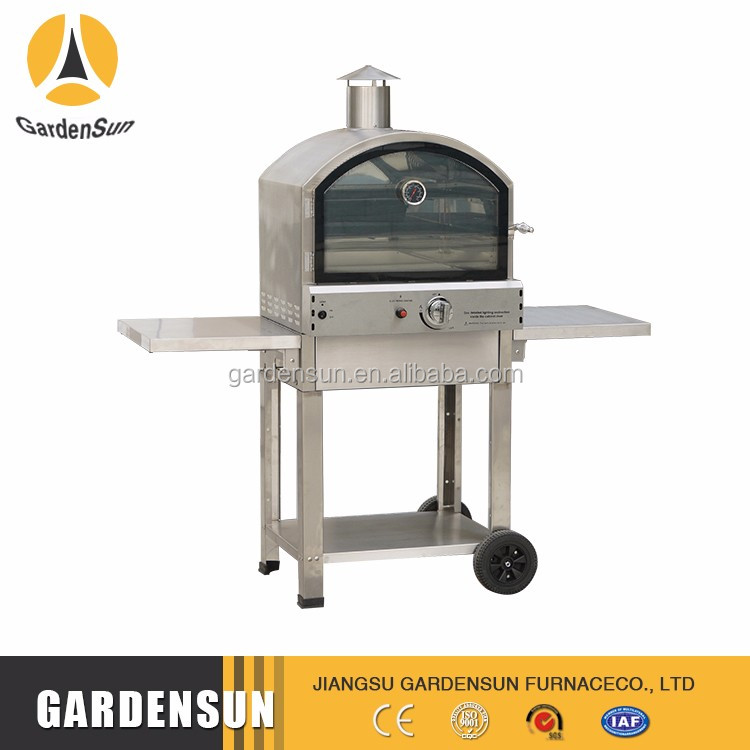 new design wood pizza oven restaurant for wholesales