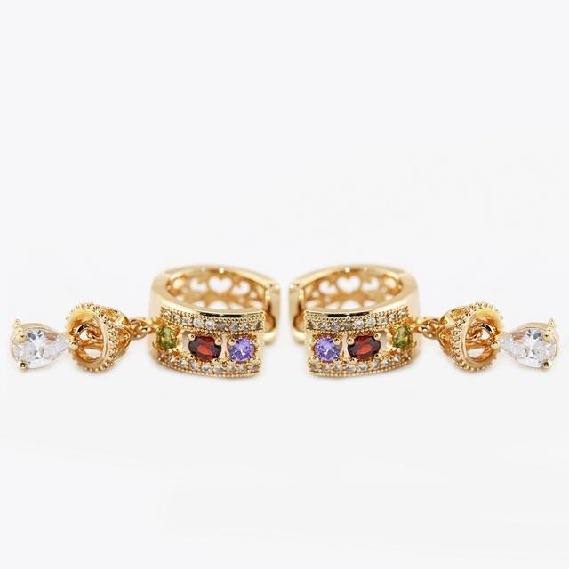 Buy cheap china cheap chandelier earrings products find china cheap chandelier drop round earring designs ball dangling gold earrings aloadofball Images
