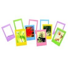 10pcs/set 10 PCS Different 3 Inch Mini Frame/ Desk Photo Frame for Fujifilm Instax mini 8 7s 90 25 50s Film