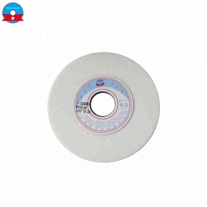 surface treatment small flat abrsive grinding wheel