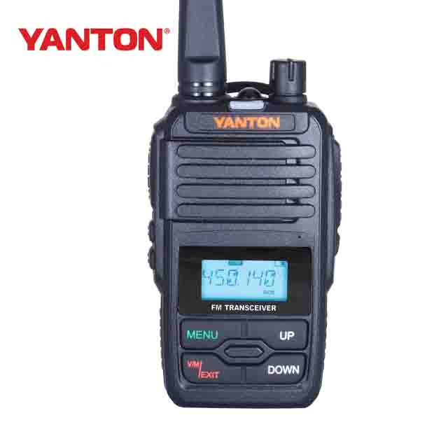 T-320 199channels LCD Display fm wireless security pmr 446 two way radios