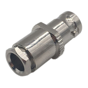 clamp female BNC connector BNC female clamp type coaxial RF plug