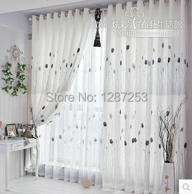 rideaux pour salon noir blanc solutions pour la d coration int rieure de votre maison. Black Bedroom Furniture Sets. Home Design Ideas