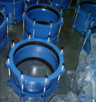 ductile iron coupling sleeve