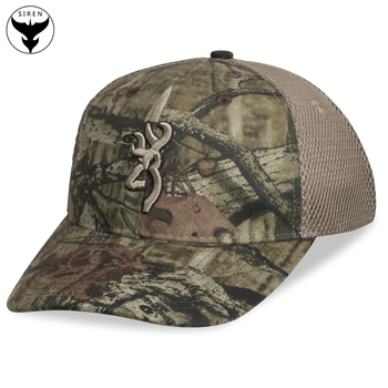 Hunting Realtree Camo Hats/ Hat Camo 3d Embroidery