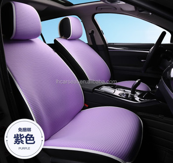 W03 Wholesale 4 Colors Luxury New Design Half Beautiful Leather Car ...