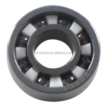 698 hybrid ceramic bearing with Teflon cage