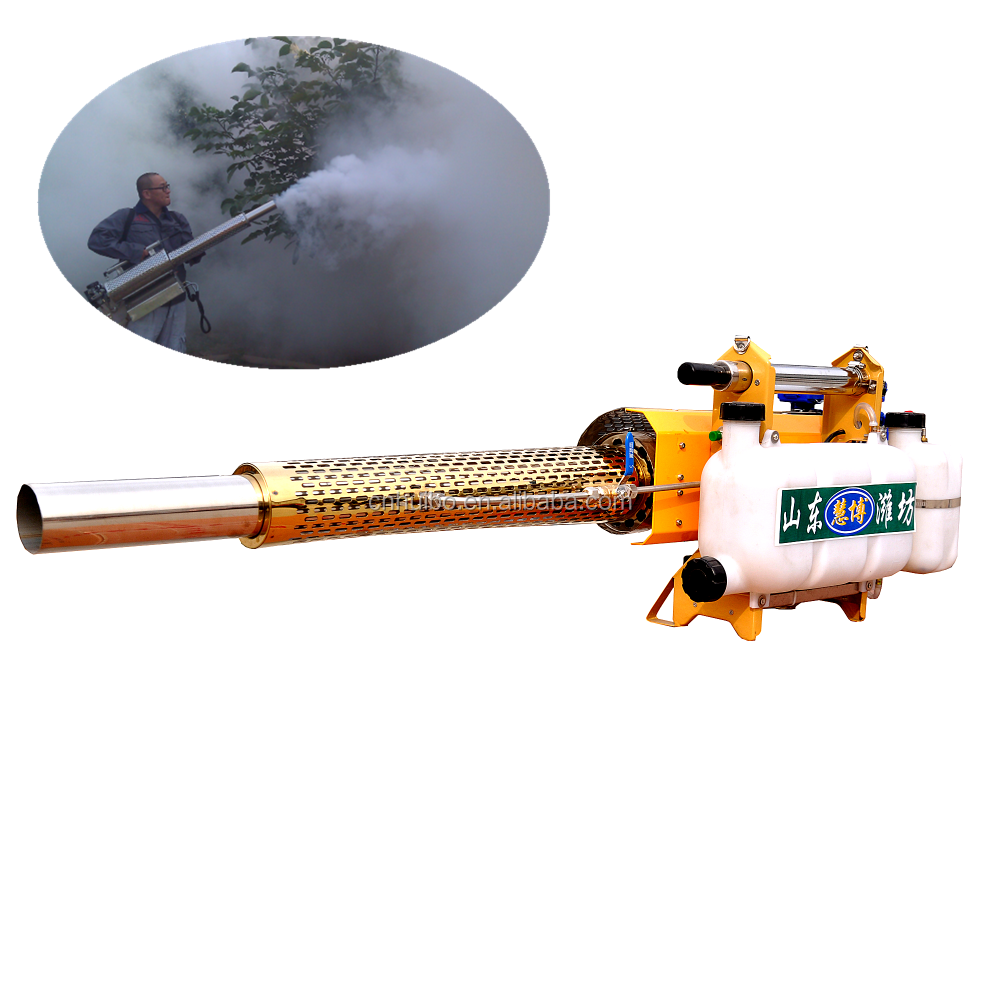 Disinfectant portable thermal mosquito fogger