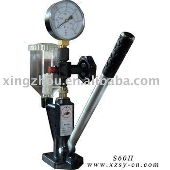 S60h Diesel Fuel Injection Nozzle Tester Buy Fuel