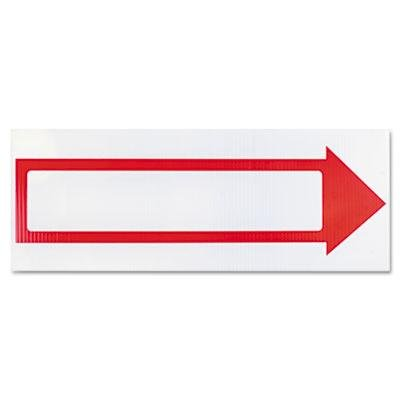 Aluminum Metal 4 Pack Business Directional Door Signs White Exit Right Arrow Sign