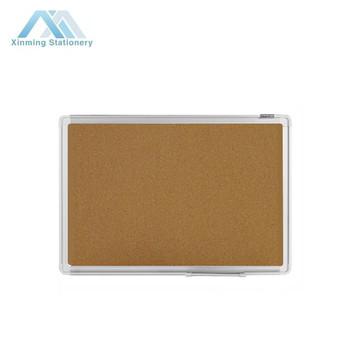 Magnetic Cork Board Wall Mounted Custom Printed