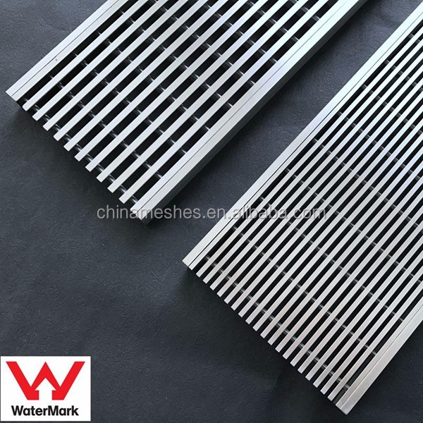 Outdoor Precast Drainage Stainless Steel Trench Channel