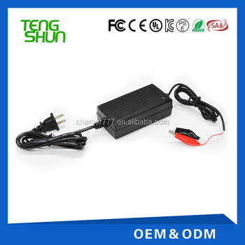fcc ul electric tricycle scooter 29.2v 2a battery charger shenzhen