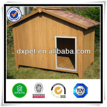 Wooden dog house DXDH003