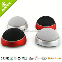 Fashion USB bluetooth mini speaker fm radio with subwoofer from mini speaker manufacturer