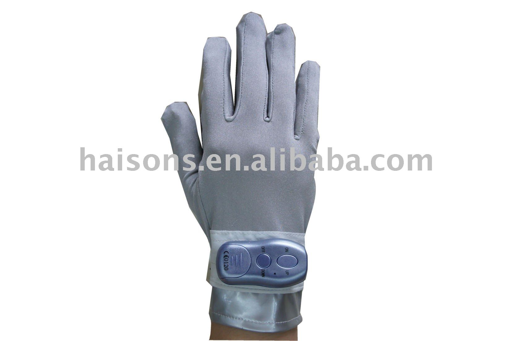 Heat massage Gloves