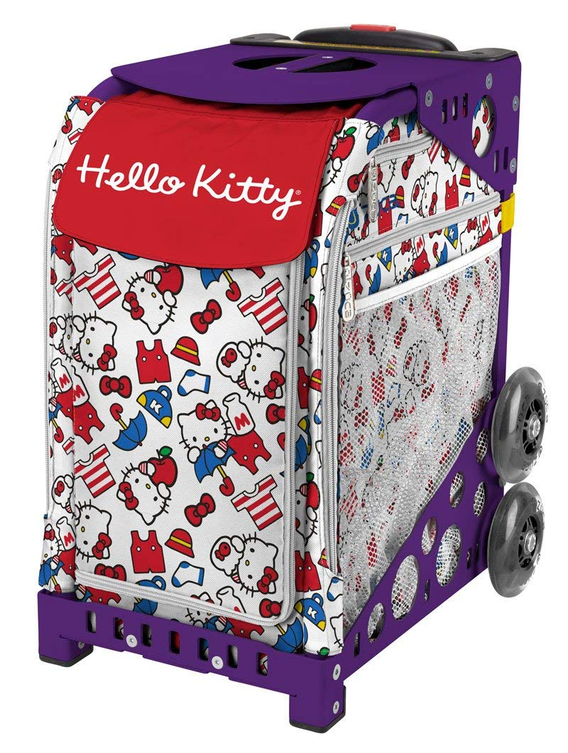 2828af1670 Get Quotations · ZUCA Sport Bag - Hello Kitty