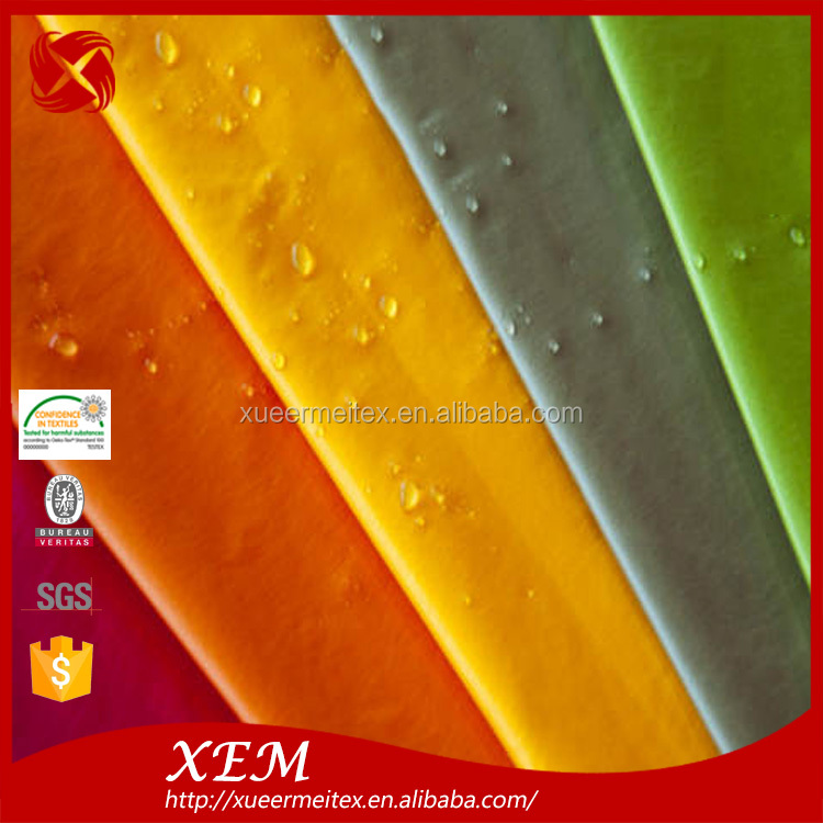 Nylon Warp Stretch Textile Fabric polyester mix nylon fabric For Outdoor Sportswear