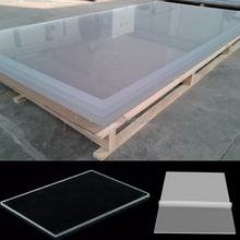 high transparency scratch resistant clear acrylic sheet