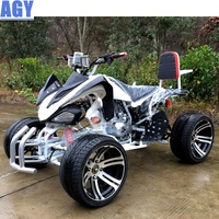 AGY hot sale gas atv 250cc 4x4 adult 4 wheeler quad