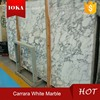 China Manufacture Sale Carrara White Marble Slabs