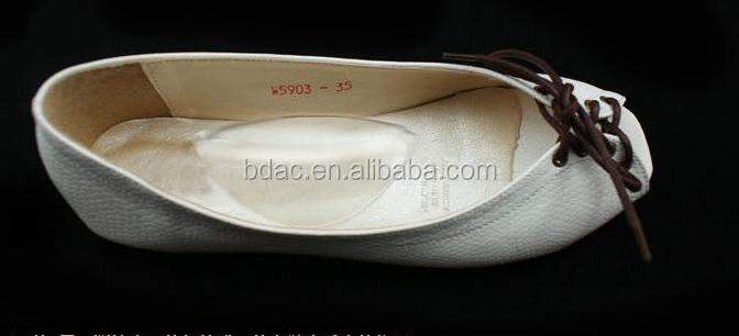 PU gel arch support shoe insert