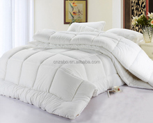 Anti Mite Microfiber Comforter Hotel Collection Polyester Four-season Quilt
