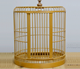 Wholesale cheapest bamboo bird cage wooden canary cages